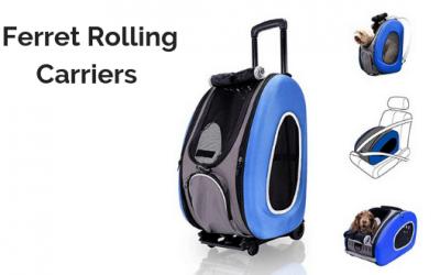 Ferret Rolling Carriers