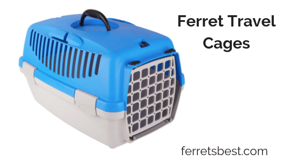 Ferret Travel Cages