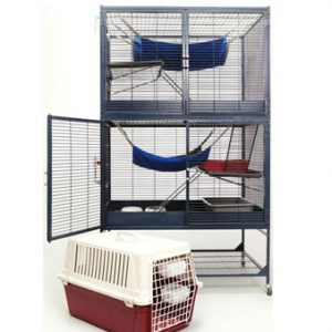 Ferret cages